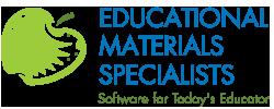 EMS:  Education Materials Specialists, Inc. Logo